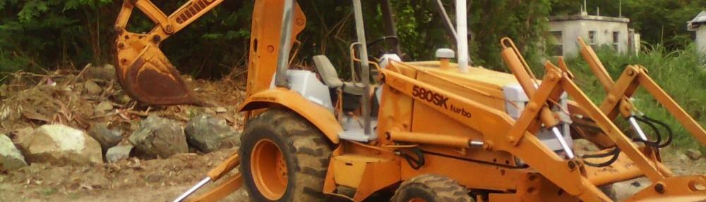Backhoe Work schelduel